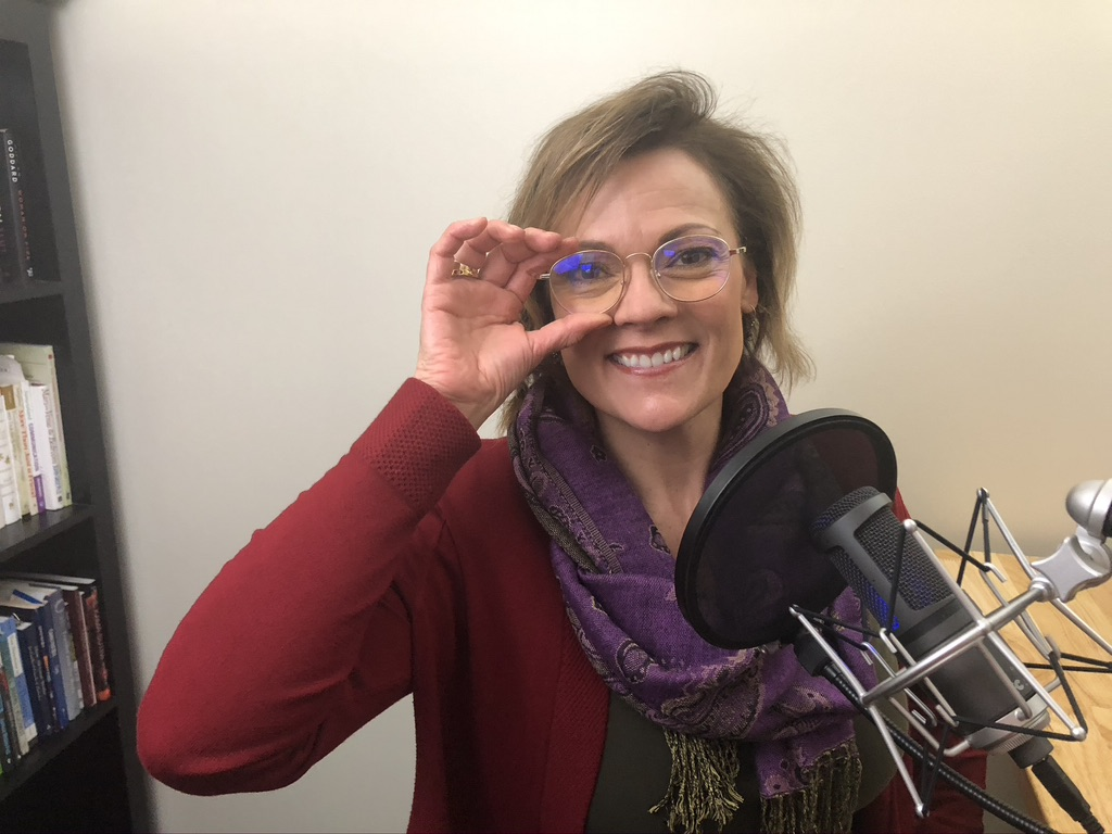 Dr. Cari Oneal on the Take a Breather Podcast
